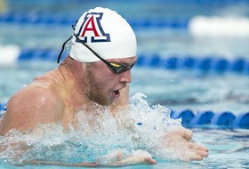 Cordes Named Pac-12 Men's S&D Scholar-Athlete of the Year