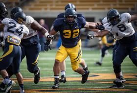 Cal Football Practice Report – Heavy Workload
