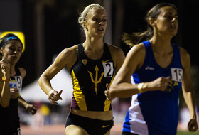 T&F To Send Distance Squad To Mt. Sac Relays