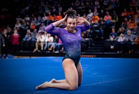 GymDawgs to Host Seattle Pacific During Senior Day Celebrations