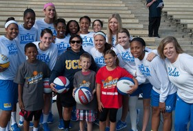 UCLA's Seventh Annual 'Dribble for the Cure' Set For Sunday, Oct. 26