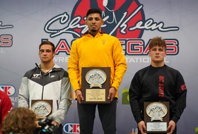 Zahid Valencia Wins Third CKLV Title, @ASUWrestling Finishes Third