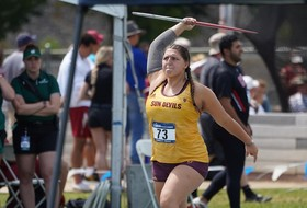 Three Devils Earn NCAA Spots at Day One of West Prelims
