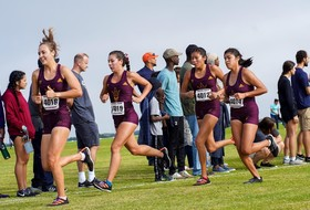 Cross Country Finishes Fifth, Sixth in Regular Season Finale