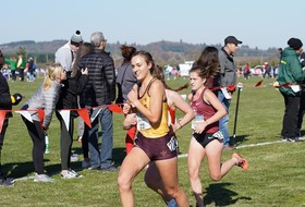 Cross Country Wraps Up Pac-12 Championships