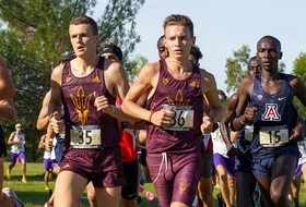 Cross Country Laces Up for Barrios Invitational