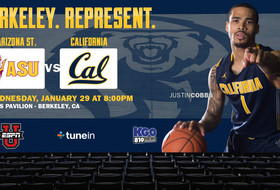 Cal Opens Three-Game Homestand With Arizona State Wednesday