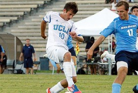 Leo Stolz Named to College Soccer News National Team of the Week
