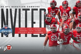 Nine Former Utes Ready For NFL Scouting Combine, Feb. 27 - March 1