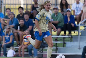 UCLA Women's Soccer Defeats No. 12 Duke, 2-1