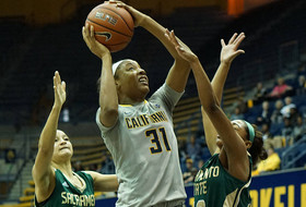 Cal Rewrites Record Book in 117-99 Rout of Sac State