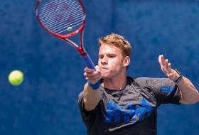 Men's Tennis Blanks SDSU, 4-0