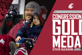Steve Gleason Receives Congressional Gold Medal
