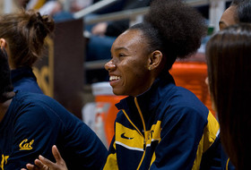 Practice Continues For Cal Women's Basketball