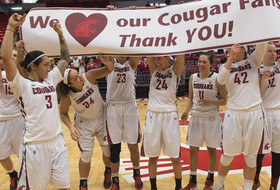 Cougars Come Alive in Second Half To Beat Oregon, 108-88