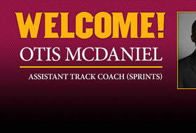 T&F Announces Otis McDaniel To Join Staff As Assistant Sprints Coach