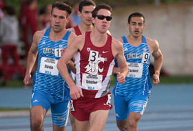 T&F Competes in Bay Area Meets and in Spokane