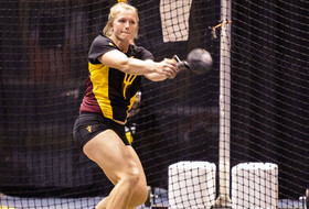 ASU T&F Opens Strong At NAU Friday Night Duals