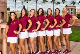 Women's Golf Hosts Stacked Field for PING/ASU Invite