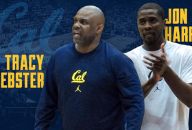 Webster, Harris Join California Coaching Staff