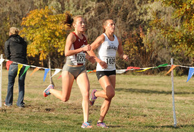 Get to Know the Women's XC Captain Ruby Roberts