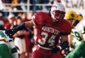 WSU to Induct Steve Gleason into Athletic Hall of Fame