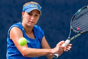 Women's Tennis Qualifies for USTA/ITA National Team Indoors