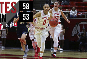 Late Push From Utah Secures Win 58-53
