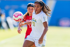 Fishel Named UCLA/Muscle Milk Student-Athlete of Week