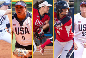Five Bruins Invited to USA Softball Olympic Selection Trials