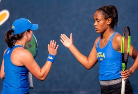 No. 4 Women's Tennis to Host Two Weekend Matches