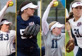Four Named to 2018 USA Softball National Teams