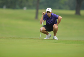 Huskies Card Low Round, Finish Day In Second At William H. Tucker Invitational