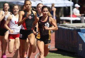 Sun Devils Produce Top Times to Open Weekend