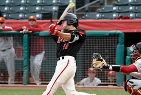 Baseball's Bats Come Alive in 16-7 Win Over UNLV