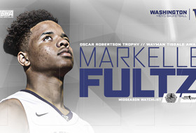 Fultz Named to USBWA Midseason Lists for Oscar Robertson Trophy and Wayman Tisdale Award