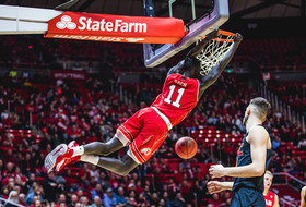 Runnin' Utes Down Trojans 83-74
