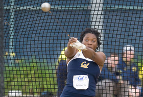 Amaechi Sets School Record in Weight Throw in Seattle