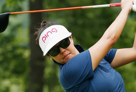 Park Finishes T-5 at U.S. Women's Open