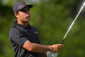 Alex del Rey Earns Pac-12 Men's Golfer of the Month for March