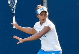 Women's Tennis Blanks Idaho, 4-0 in NCAA First Round