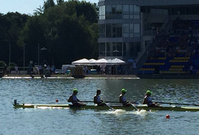 Bears To Compete In Finals Sunday At World Rowing U23 Championships