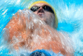 Cal's Murphy Second in 100 Back at U.S. Nationals