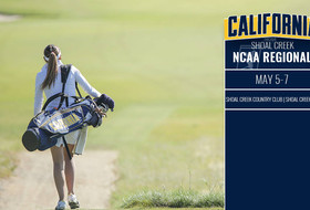 Cal Tees Off At NCAA Regionals on Thursday
