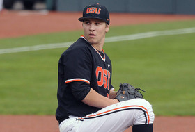 Beavers Split Doubleheader With Wright State