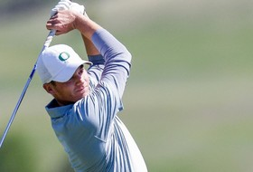 Wise Leads Ducks to Third-Place Finish at Western Intercollegiate