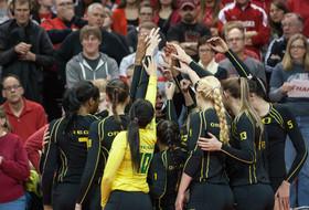 Oregon's Season Ends at No. 8-seed Nebraska