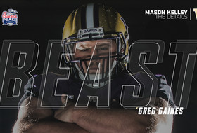 The Details: Greg Gaines Is A 'Playful Beast'