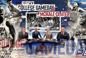 ESPN College GameDay Basketball Heads West to Arizona