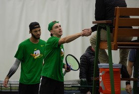 Why The Charlton-Gentry Duo Is Thriving For Oregon Tennis